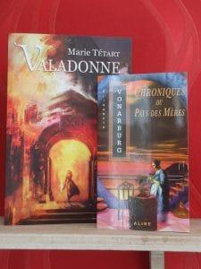 Chronique du Pays des Mères, un roman qui présente une société matriarcale