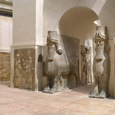 Décor du palais de Khorsabad