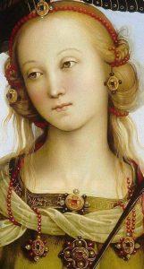 Vierge à l'Enfant du Pérugin