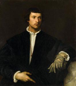 L'Homme au gant du Titien