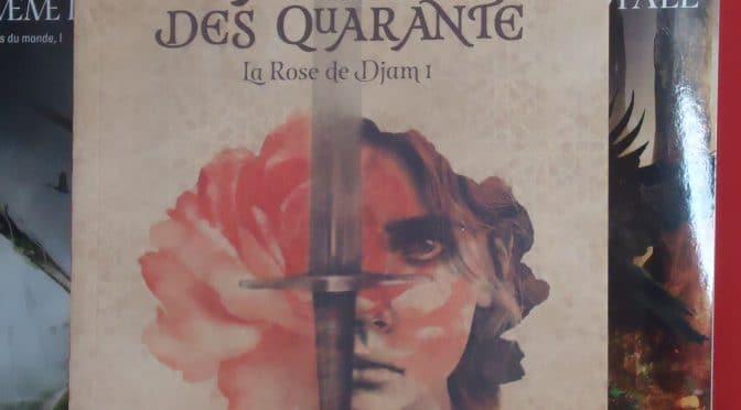 la rose de djam roman historique moyen-orient